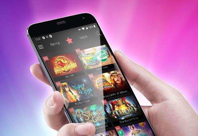 Онлайн казино для телефонов нереальное казино